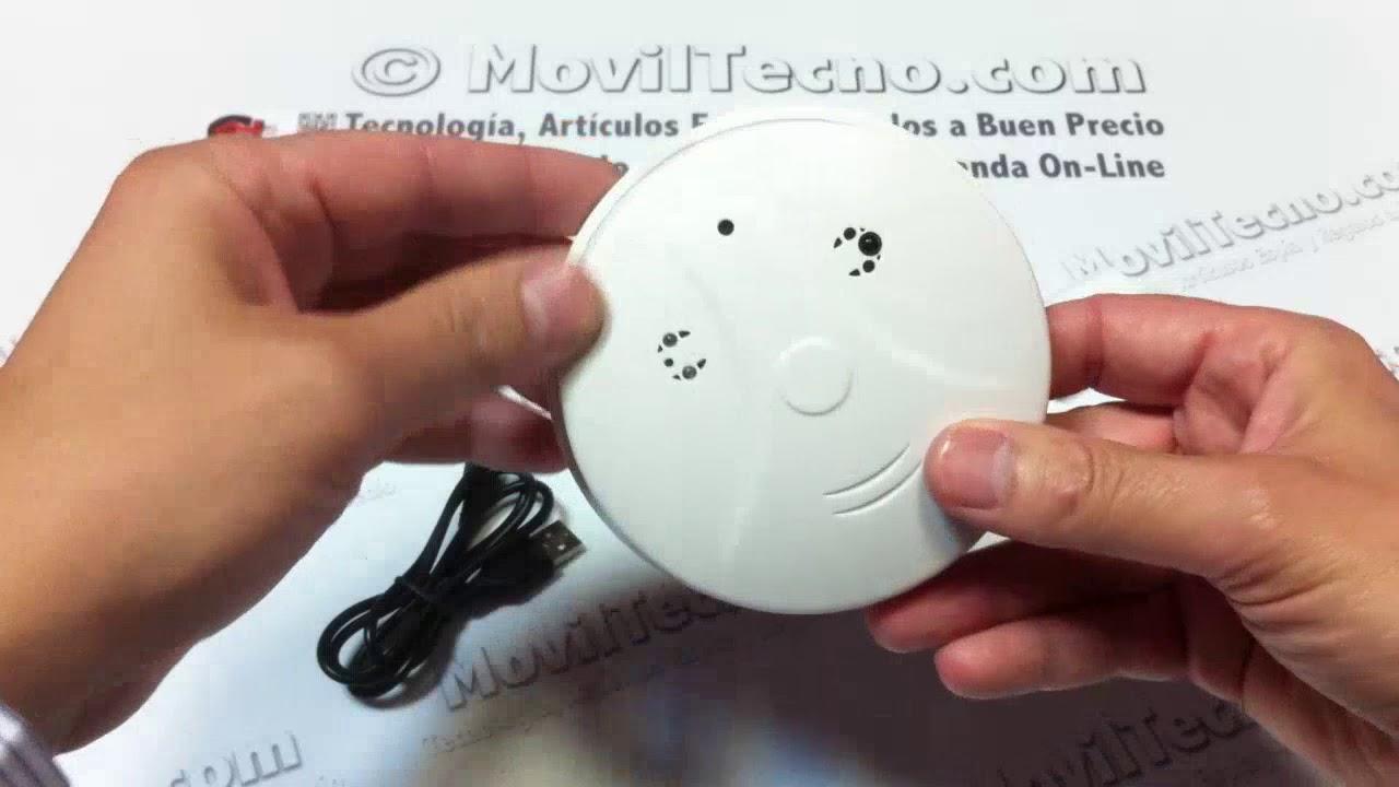 App Fuego Humo Y Temperatura Temperatura De Humos Sin Hilos del Sensor del Detector De La Seguridad Casera 2-En-1 Smart Alarm WiFi