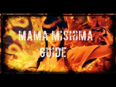 Tekken 7- Kazumi Mishima Beginner's Guide