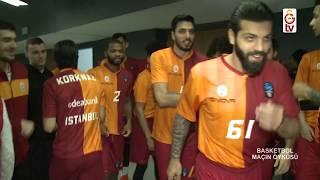 Maçın Öyküsü |Galatasaray - Germani Basket Brescia