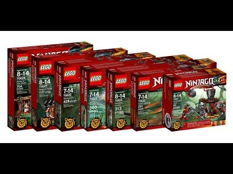 new lego ninjago sets for 2017 images released youtube. Black Bedroom Furniture Sets. Home Design Ideas