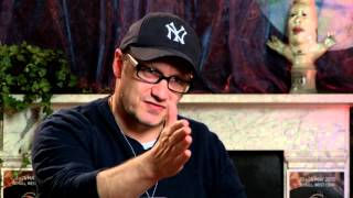 Lenny Abrahamson in the Corona Fastnet Short Film Festival Greenroom 2015