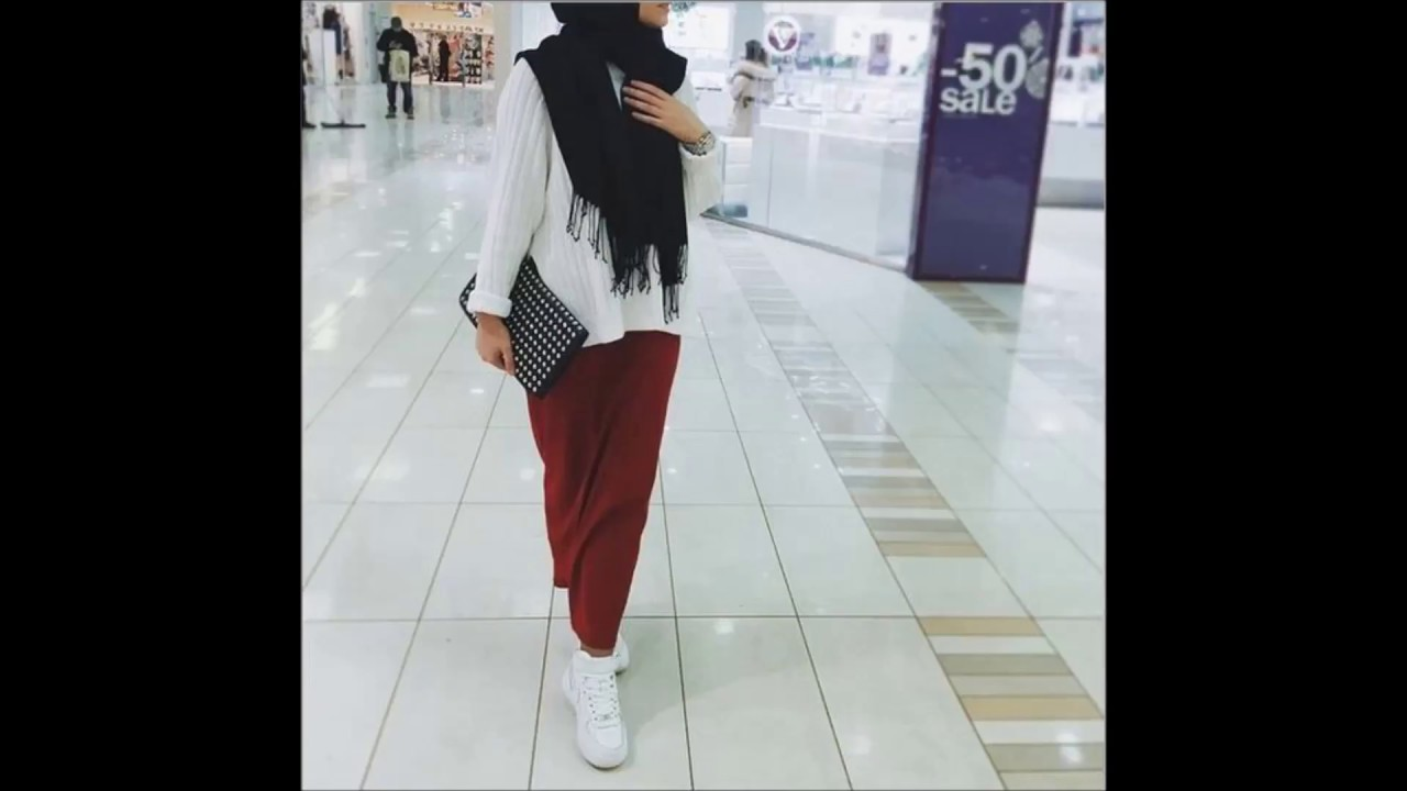Style Hijab Fashion 2018 Youtube