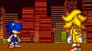 Sonic Vs Super Sonic - Sonic Vs Super Sonic Episode 3