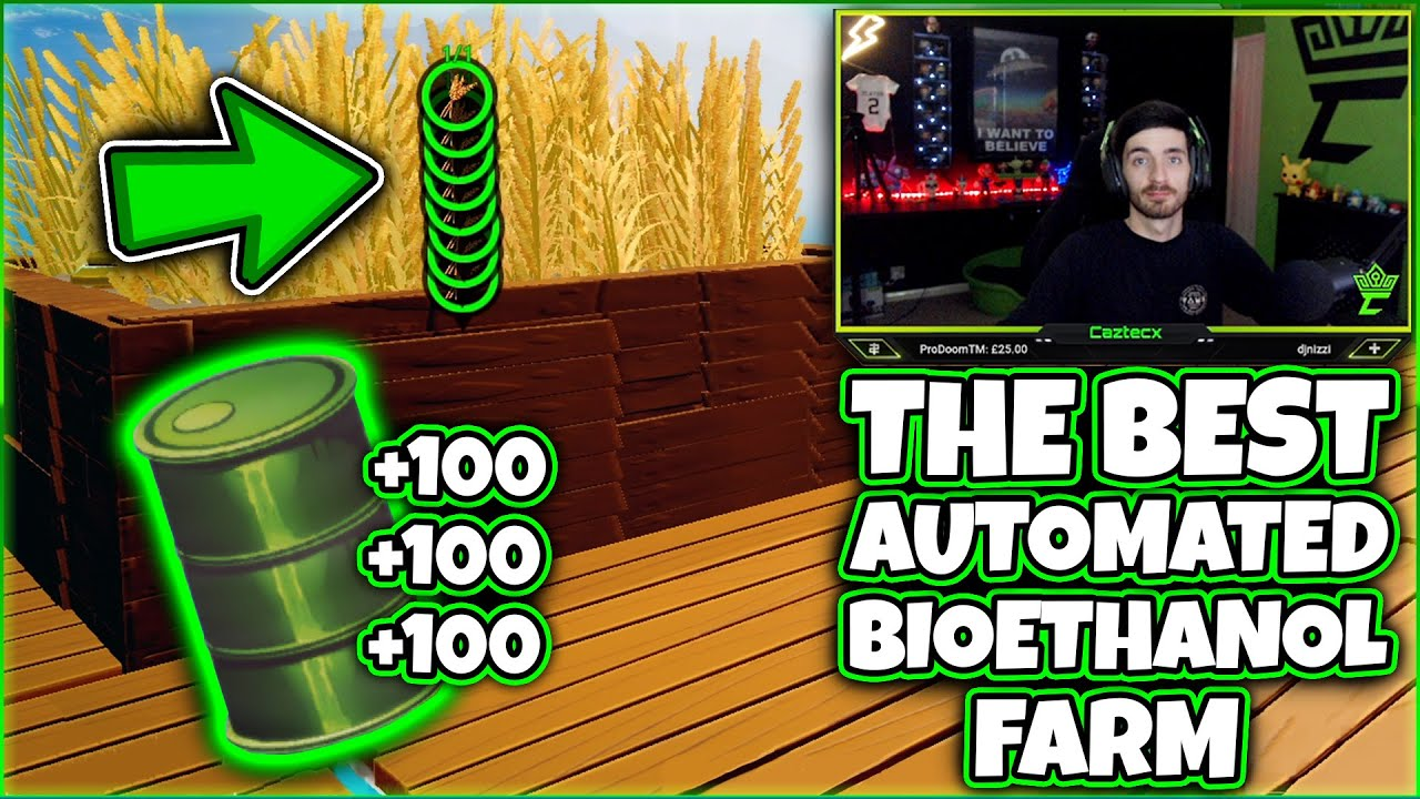 Download How to Build an Auto Bioethanol Farm / Wheat Farm!   8 Fields in 1 Spot!   Craftopia Guide