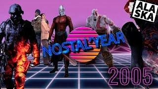 Скачать ЛУЧШИЕ ИГРЫ 2005 ГОДА Nostal Year