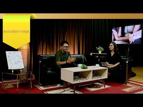 BINUS MEDIA FORUM - Oky Ivan Setiawan - Seluk Beluk Production Assistant Kompas TV