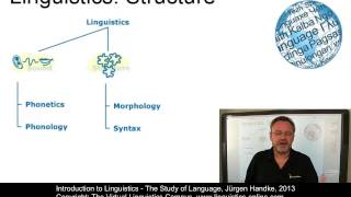 Introduction to Linguistics - The Study of Language