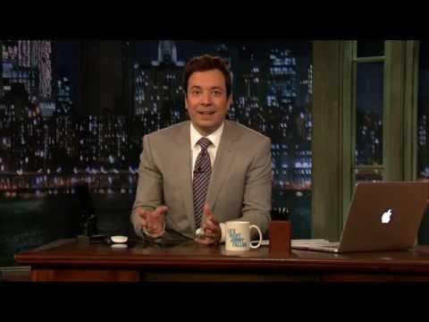 Brad Pierce on Jimmy Fallon