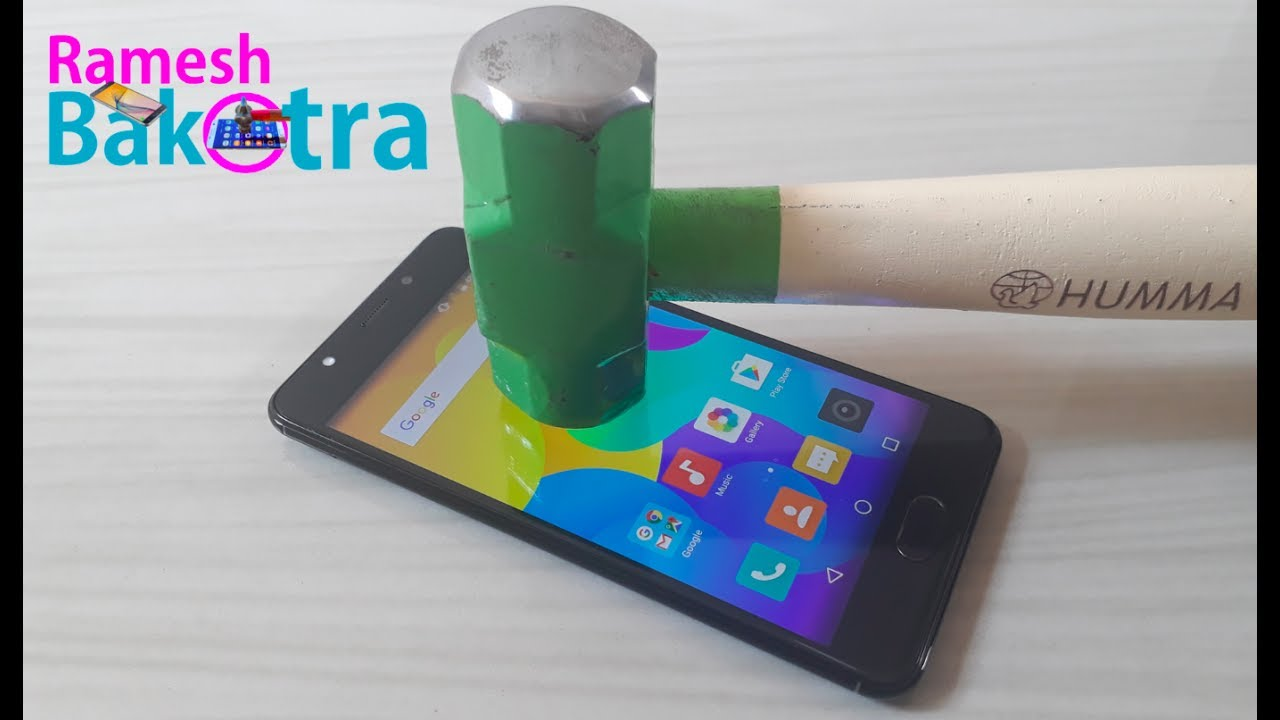 yureka black screen scratch test gorilla glass 3 youtube. Black Bedroom Furniture Sets. Home Design Ideas
