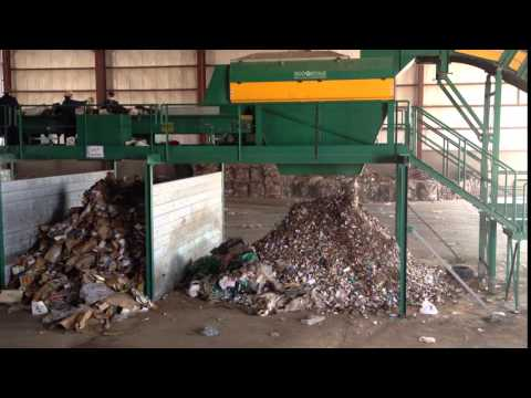 04 - MSW and landfill - ECOSTAR dynamic screening system
