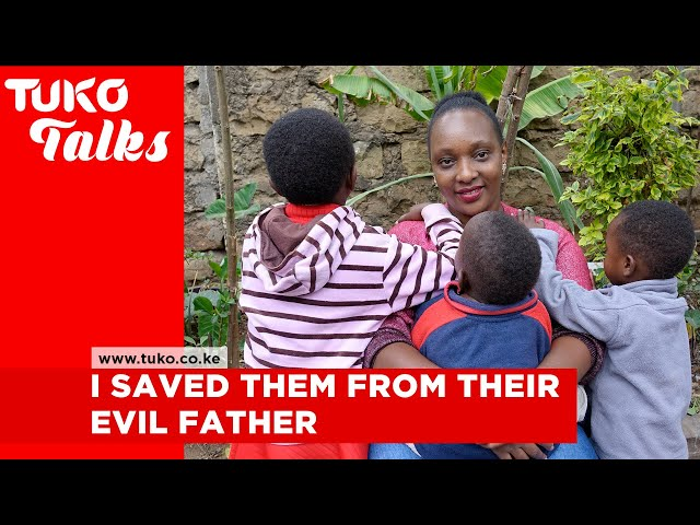 A father turned his 8-year-old girl into his wife, then a stranger rescued her | Tuko Talks| Tuko TV