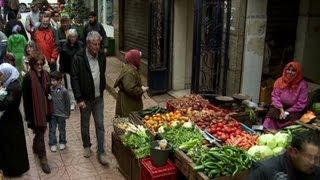 Anthony Bourdain explores the souk in Tangier, Morocco