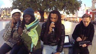 Alpha Steppa, Nai-Jah, Joe Pilgrim & Setondji Spirit (Brixton, London) #streetdub E25