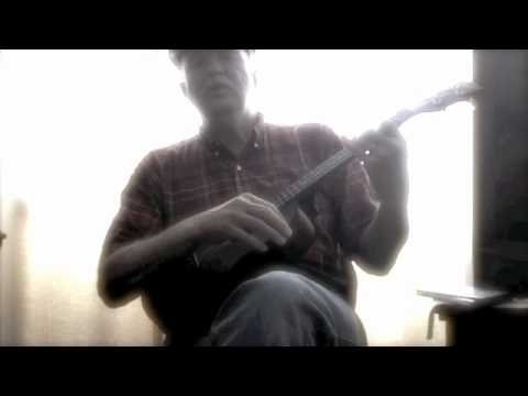 Mansion Over The Hilltop Baritone Ukulele Ukesterbrown Youtube