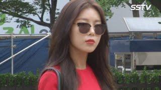 [SSTV] 원더걸스(WONDERGIRLS), 평범한 옷차림에도 숨길 수 없는 시크함 '매력 넘치네' (뮤직…
