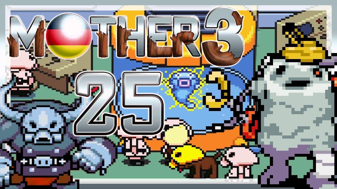 MOTHER 3 [DEUTSCH PATCH] # 25 🌏 Brenzlige Infiltration im Donnerturm!