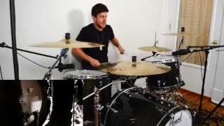 "Randy Houser - ""Running Outta Moonlight"" - Drum Cover - Drew Scheuer"