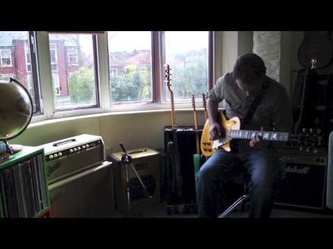Tom Waits - Dead and Lovely (Solo Guitar by Alex Farran) Swart AST + Gibson Les Paul