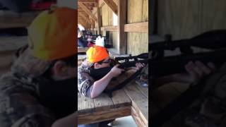 Shooting my Remington Model 700 ml | American Sniper