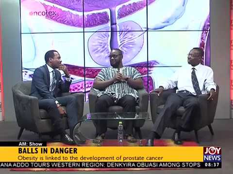 Balls in Danger - AM Talk on Joy News (7-8-17)