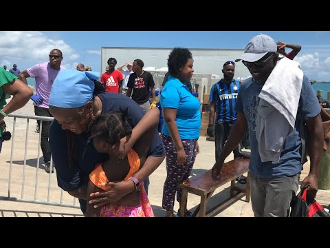 Residents of Eleuthera come together to help victims of Hurricane Dorian