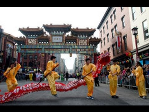 2014 year of the horse celebrating chinese new year in dcs chinatown - Chinese New Year Dc