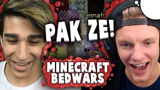 WE MOETEN ZE PAKKEN! - Minecraft Bedwars
