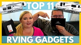 Top 11 Gadgets for Full Time RV Living