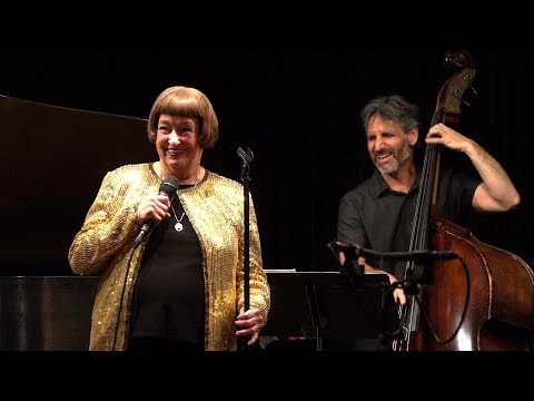 SONGS FOR CONNIE 6-15-18 Greenwich House Music School, NYC