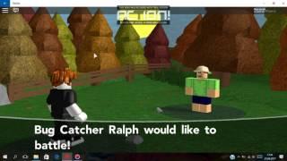 ROBLOX [1] Turtwig I choose you! I Bicepsa xD too