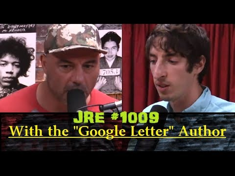 Joe Rogan and James Damore Discuss how you are Manipulated t