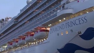 Americans evacuated from virus-hit cruise ship