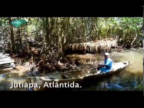Municipios Bellos de Honduras---JUTIAPA, ATLÁNTIDA.