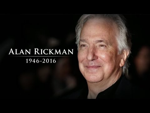Alan Rickman's most memorable characters