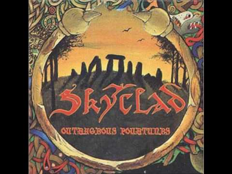 Skyclad - Alone in death's shadow acoustic version mp3