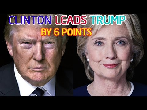 Current presidential polls 2016 |  current polls  hillary vs trump  21/9
