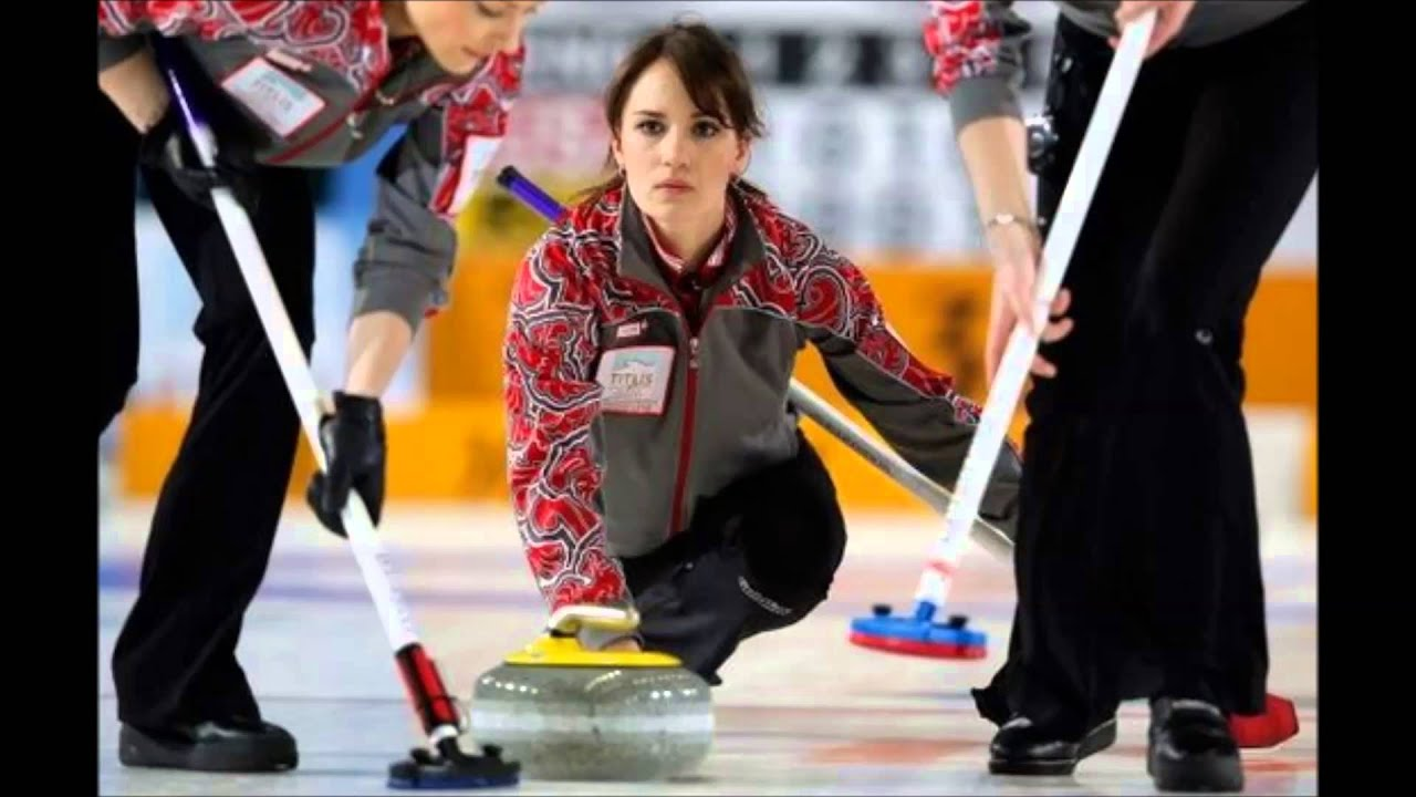 Youtube Russian Ladies Curling Team 100