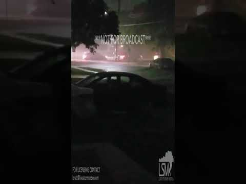 06-30-2018 Urbandale, IA - Flash Flooding Through Streets