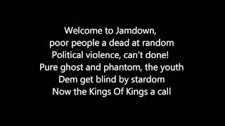 Damian Marley - Welcome To Jamrock (Lyrics)