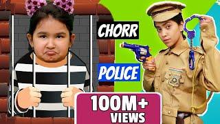 Kids Pretend Play CHORR POLICE | ToyStars