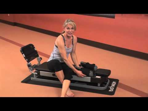 How To Assemble The Pilates Power Gym