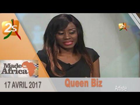 MADE IN AFRICA avec QUEEN BIZ DU 17 AVRIL 2017