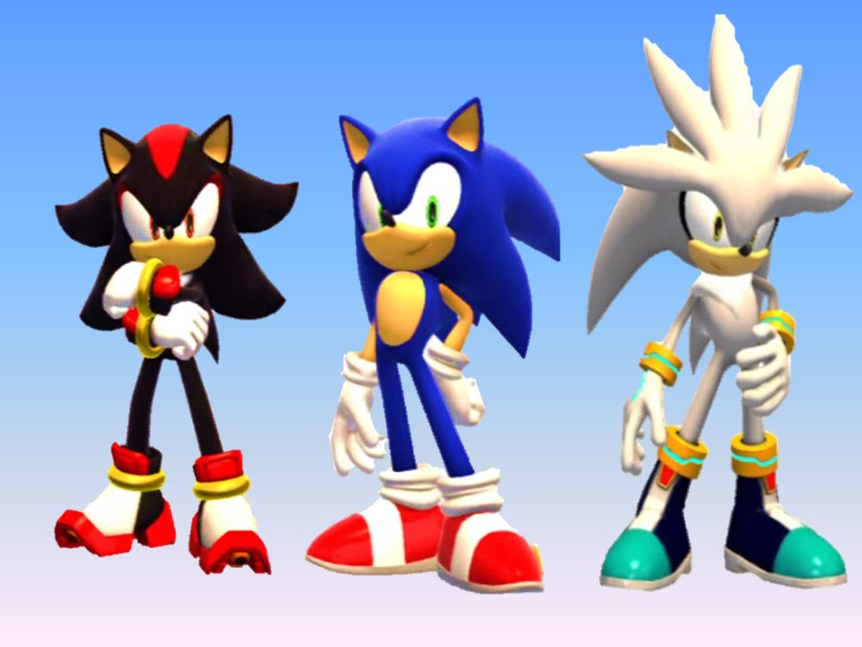 how to draw darkspine sonic vs shadow vs silver  YouTube