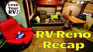 Rv Renovation Series Part 7 - The Finished Results