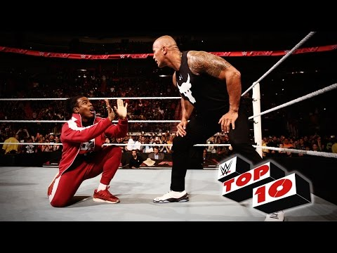 Top 10 Raw moments: WWE Top 10, January 25, 2016