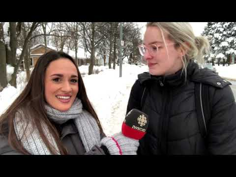 What's It Really Like Walking Around St. John's In Winter?