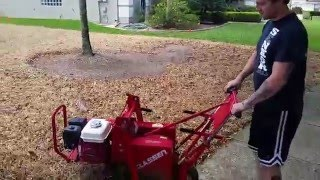 Sod removal process. Grass removal with a sod cutter - How To Remove Grass _ How To Remove Sod