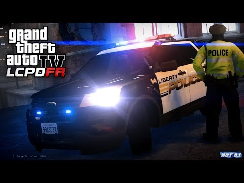 GTA 4 LCPDFR - Day 12 | DUI Stop Gone Wrong | LCPDFR 1.1 - 2016 FPIU Patrol 🚔 Non-Commentary