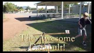 Pumpkin Catapult Project