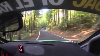 55. ADAC Rallye Wartburg 2014 - WP5 Waldhaus II - Stötefalke/Hanak